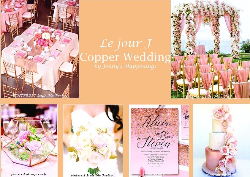 Copper Wedding