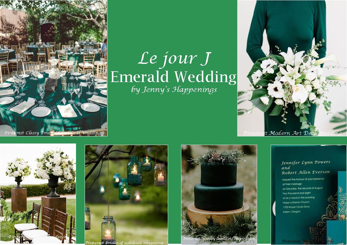 Emeraude Wedding